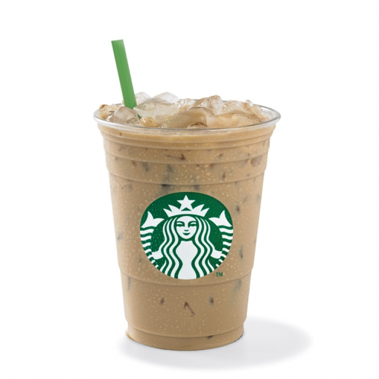 Iced Latte Starbucks Coffee Australia