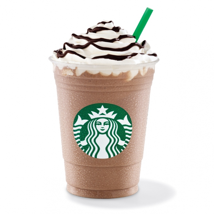 Double Chocolate Chip Frappuccino® | Starbucks Coffee Australia