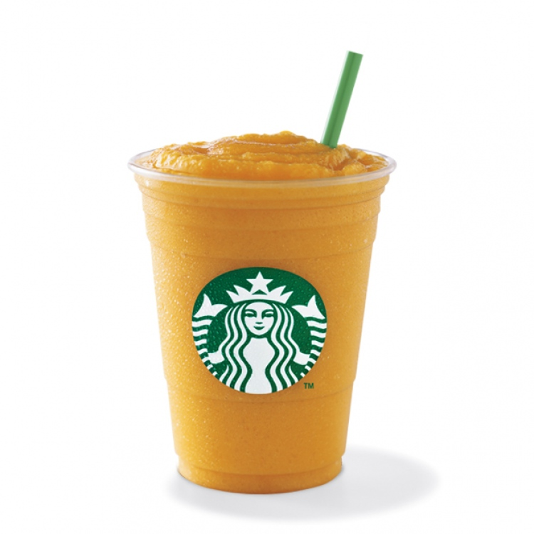 Mango Passionfruit Frappuccino® Blended Juice